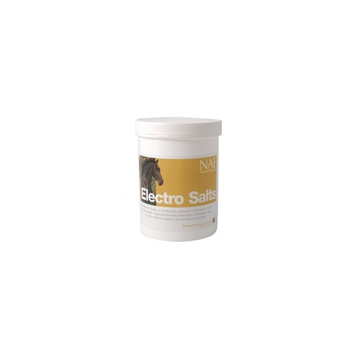 NAF (Natural Animal Feeds) Electro Horse Salts 4kg