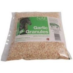 Garlic Granules Horse Supplement Refill 1kg