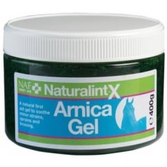 NaturalintX Arnica Horse First Aid Gel 400gM