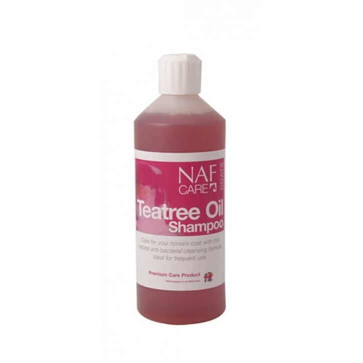 NAF (Natural Animal Feeds) NaturalintX Tea Tree Oil Horse Shampoo 500ml