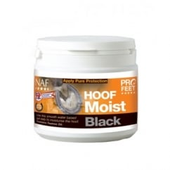 Pro Feet Horse Hoof Moist Cream Black 900gm