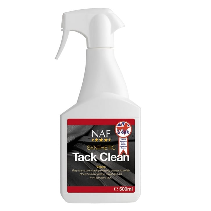 NAF (Natural Animal Feeds) Synthetic Tack Clean 500ml