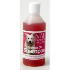 NAF (Natural Animal Feeds) Tea Tree Oil Shampoo For Dogs - 250ml