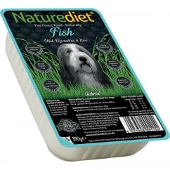 Naturediet Fish With Vegetables & Rice 390g