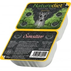 Naturediet Grain Free Sensitive 280g Twin Pack