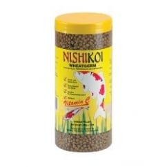 Pond Fish Wheatgerm Food - Medium Pellet.- 350gm