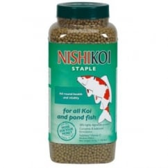 Staple Pond Fish Food - Medium Pellet - 1125gm.