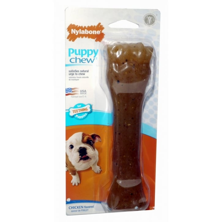 Nylabone Nylabone Flexible Puppy Bone Chew Souper