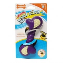 Nylabone Puppy Double Action Chew - Regular