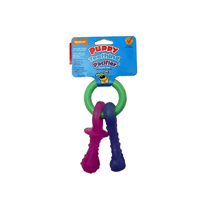 Nylabone Puppy Pacifier - Extra Small