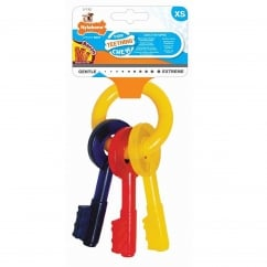 Puppy Teething Keys Dog Chew - Extra Small