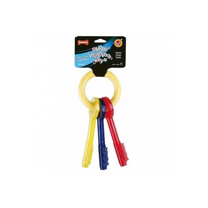 Nylabone Puppy Teething Keys Small