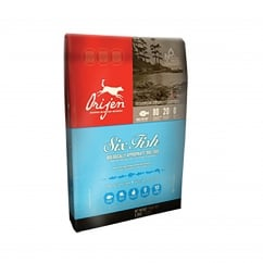 Adult Six Fish Grain Free Dog Food 2.27kg