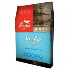 Adult Six Fish Grain Free Dog Food 6.8kg