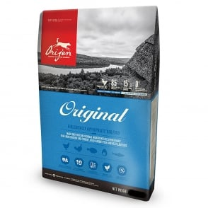 Orijen Original Grain Free Adult Dog Food 11.4kg