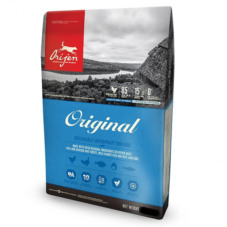 Orijen Original Grain Free Adult Dog Food 6kg