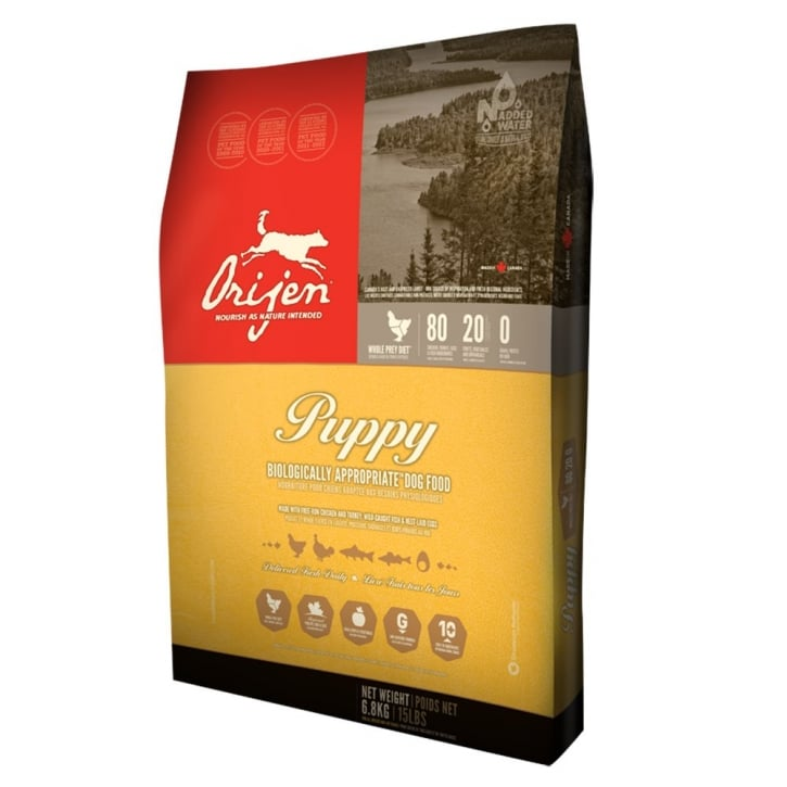 Orijen Puppy Grain Free Puppy Food 6.8kg