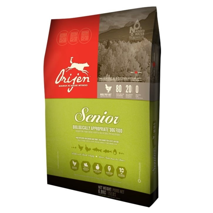 Orijen Senior Grain Free Dog Food 6.8kg