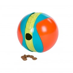 Treat Chaser Dog Treat Dispenser Ball