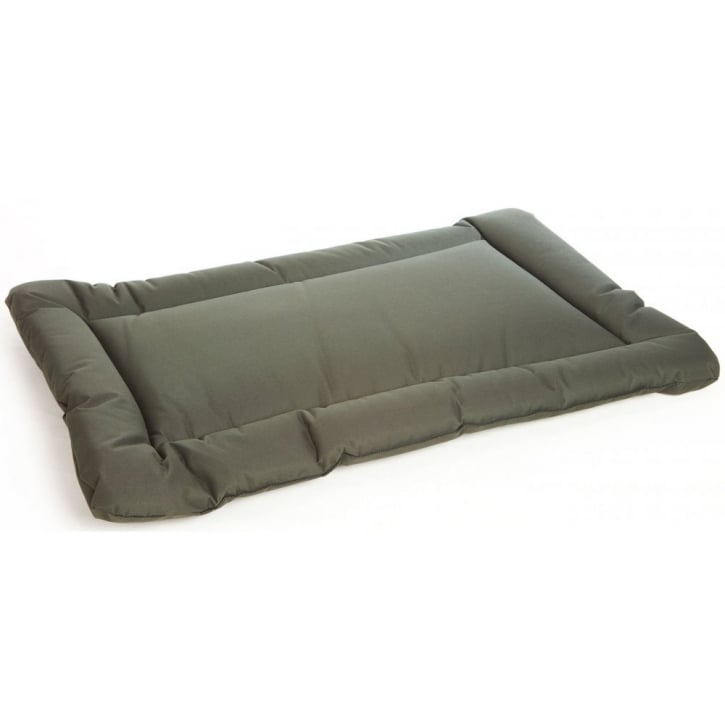 P & L Superior Pet Beds Country Dog Heavy Duty Waterproof Rectangular Cushion Pads Green Large Size 3 - 85x61x5cm