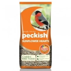 Peckish Sunflower Hearts Wild Bird Seed 1kg