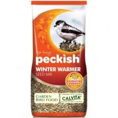 Peckish Winter Warmer Wild Bird Seed 2kg