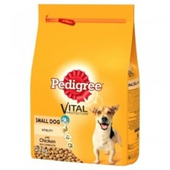 Complete Adult Small Breed Dog Food- Chicken & Veg 2.7kg