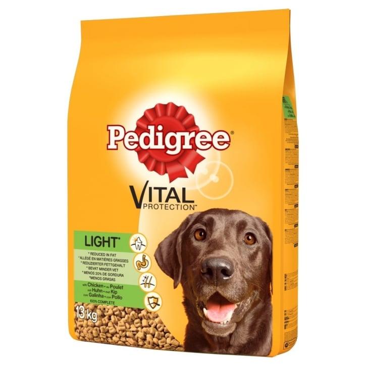 Pedigree Adult Light Dog Food 13kg Feedem
