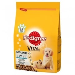 Pedigree Complete Puppy Food Chicken & Rice 3kg