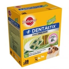 Daily Dentastix Fresh 28 Sticks for Small Dogs 5 to 10kg
