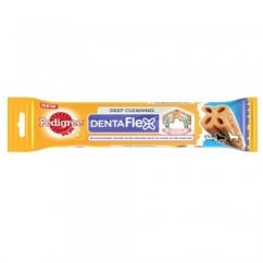 Dentaflex Deep Cleaning Dog Treat Medium 10 to 25kg 80gm