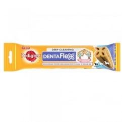 Dentaflex Deep Cleaning Dog Treat Small 6 to 10kg 40gm