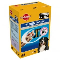 Dentastix Dental Dog Treat - Large 28 Stick Pack