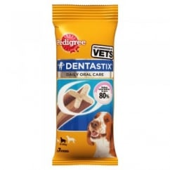 Dentastix Dental Dog Treat - Medium 7 Stick Pack