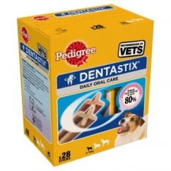 Dentastix Dental Dog Treat - Small 28 Stick Pack