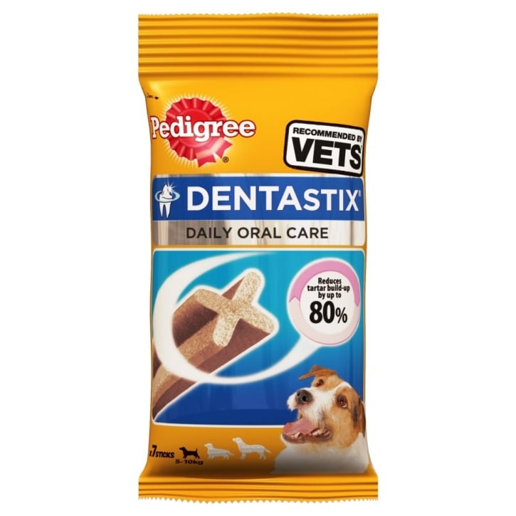 Pedigree Dentastix Dental Dog Treat - Small 7 Stick Pack