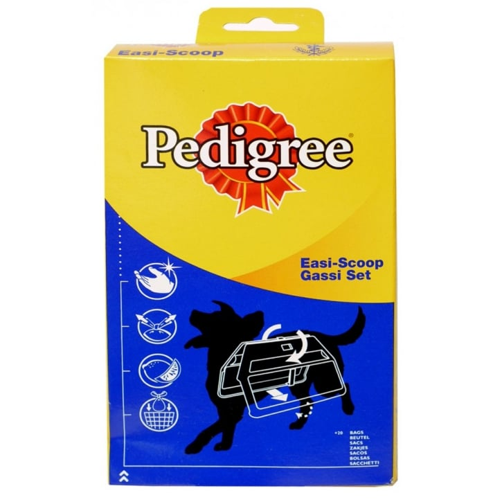 Pedigree Easi Scoop Dog Mess Remover
