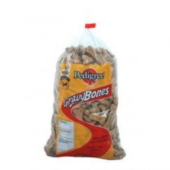 Pedigree Gravy Bones Dog Biscuit Treat - Chicken Flavour - Loose 1kg