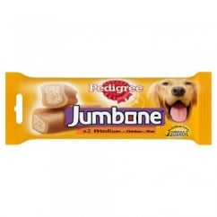 Jumbone Chicken & Rice 2 Piece Medium Dogs