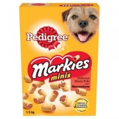 Pedigree Markies Mini Dog Treat - 1.5kg