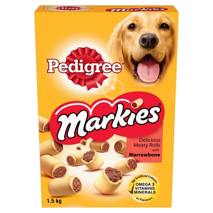 Pedigree Markies Original Dog Treats 1.5kg