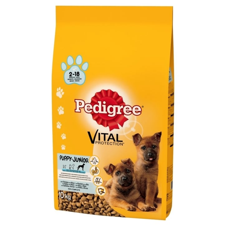 Pedigree Puppy Large Breed - Chicken & Rice 10kg