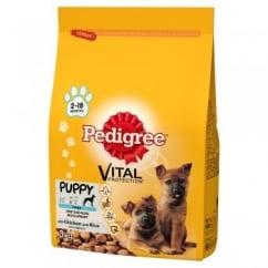 Pedigree Puppy Large Breed - Chicken & Rice 3kg