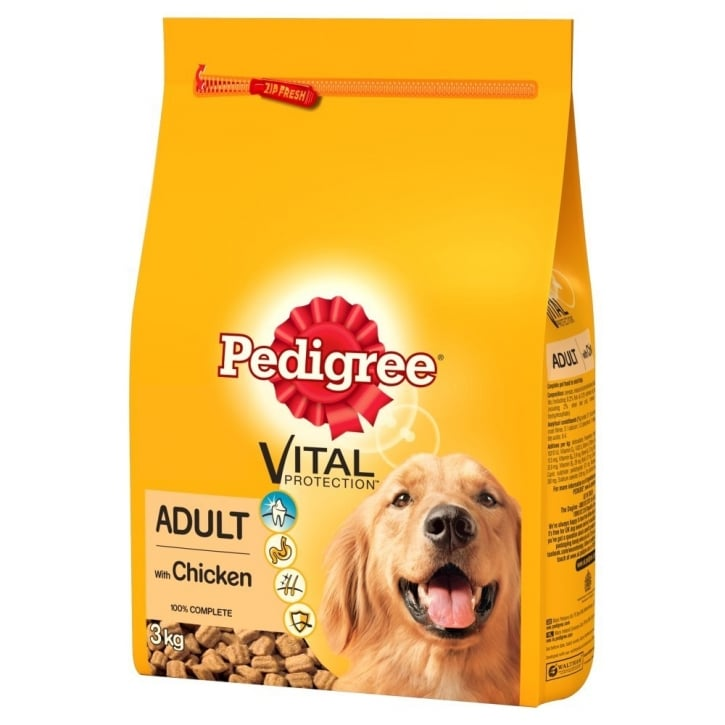 Pedigree Vital Protection Dry Adult with Chicken 3kg