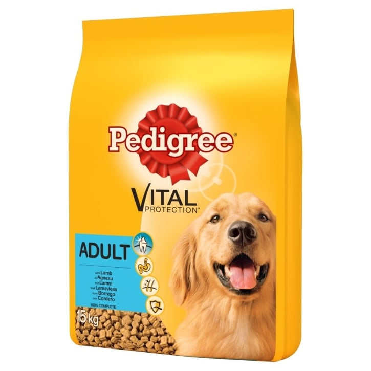 Pedigree Vital Protection Dry Adult with Lamb 15kg
