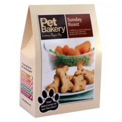Sunday Roast Dog Treat 240gm box
