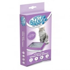 Cat Litter Tray Liners - Extra Large
