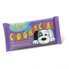 Pet Brands Choco-holic Chocolate Bar for Dogs 100g