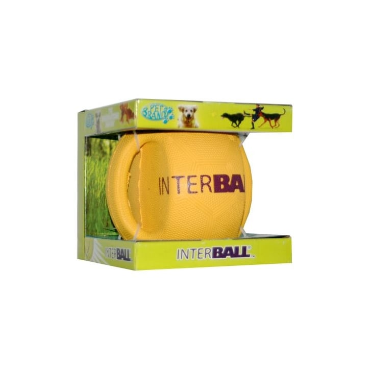Pet Brands Interactive Interball Dog Play Toy
