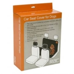 Rac Rear Car Seat Cover For Dogs